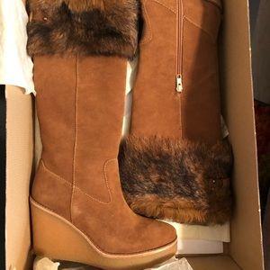 Ugg boots .